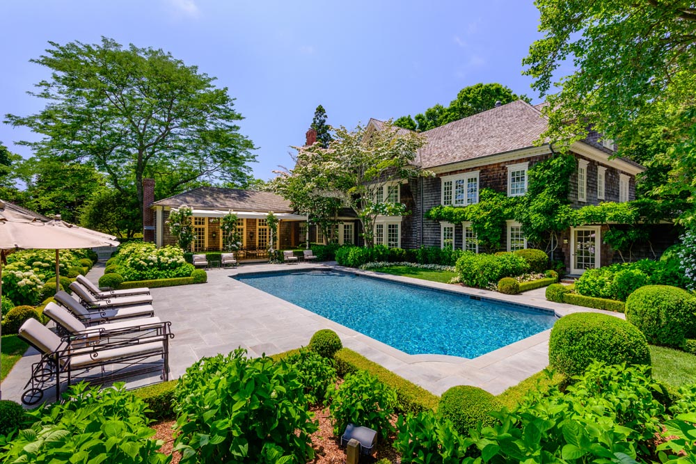 Southampton gardenside the hamptons new york leading for Home pictures images