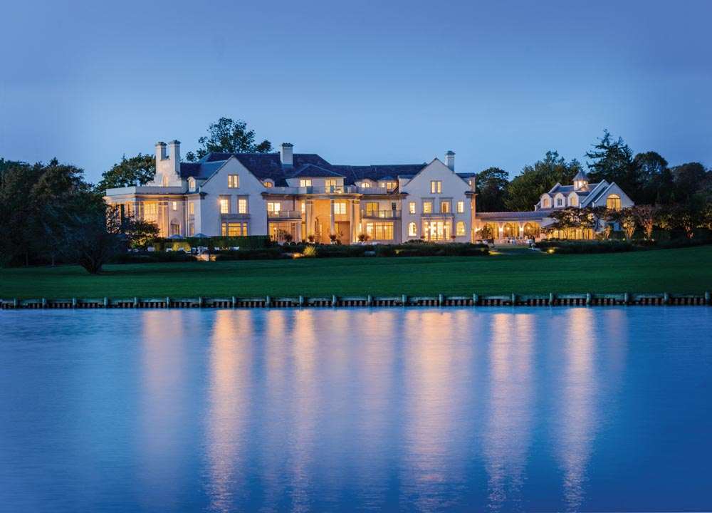 Villa maria the hamptons new york leading estates of for Long island estates for sale