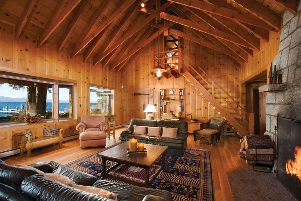 Twin Pines, South Lake Tahoe, California Prior Offering $8,995,000 Furnished