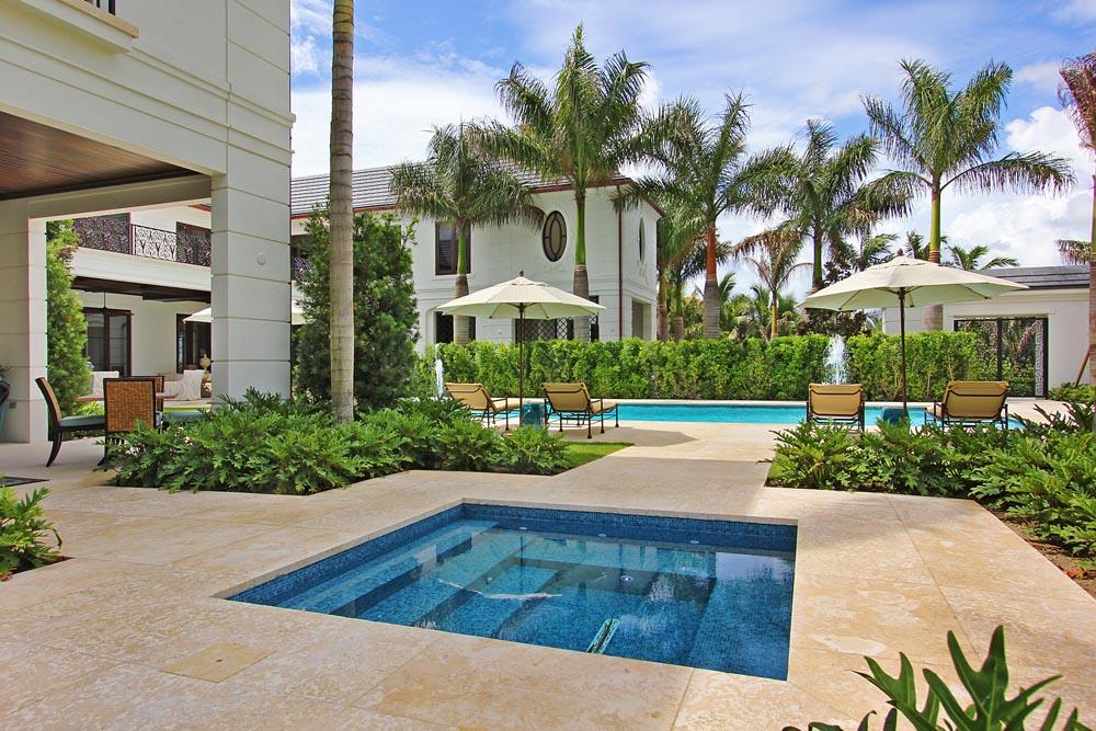 South Ocean Boulevard Palm Beach Fl  Usa