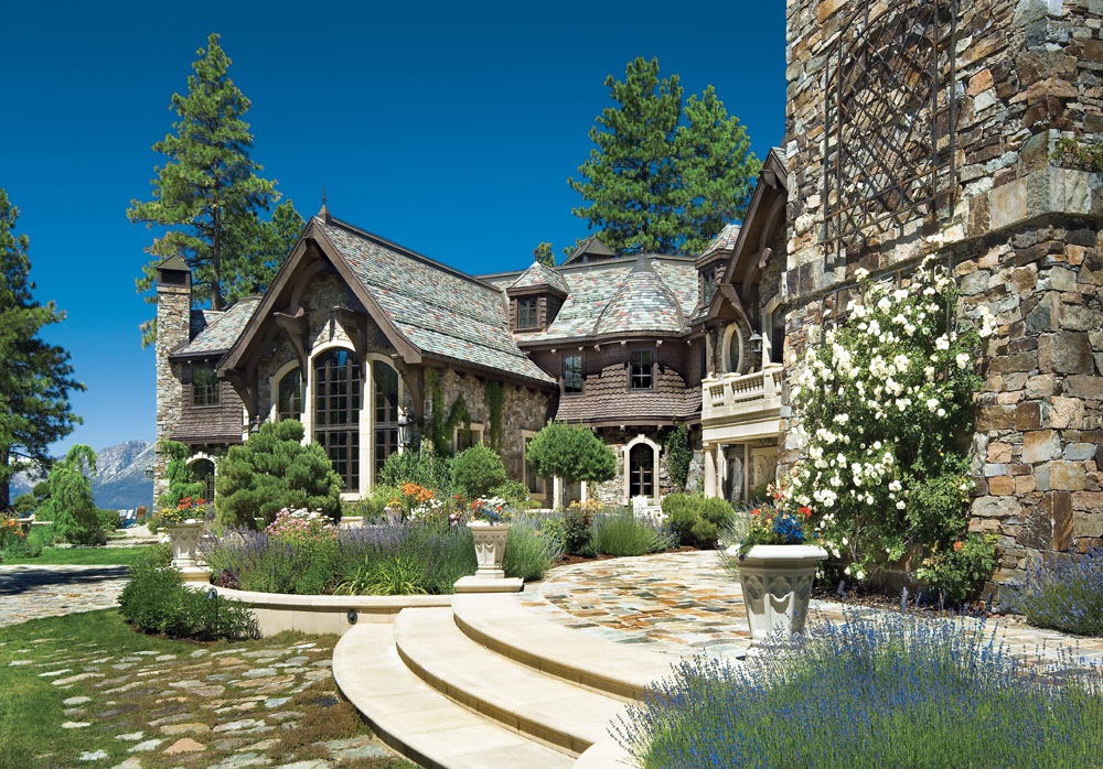Celebrity Homes On Lake Tahoe