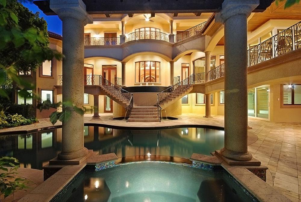 Villa Solitaire Naples Florida Leading Estates Of The