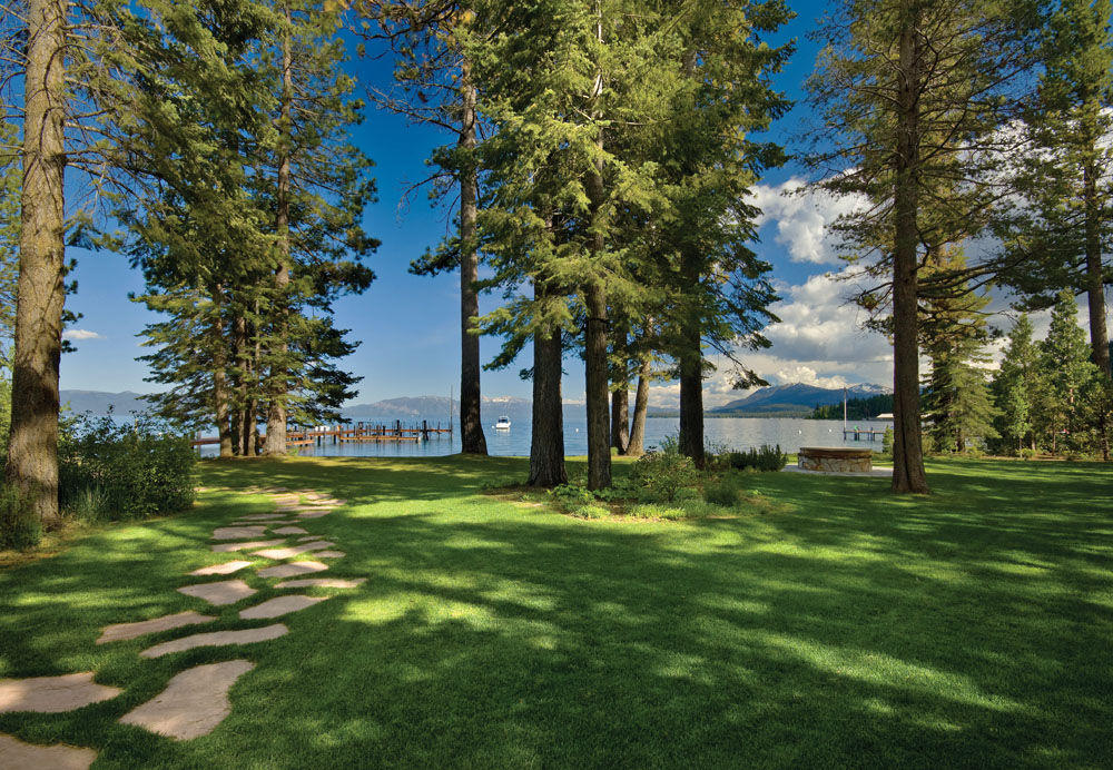 Lake Tahoe Sentinel Tahoe City California Leading
