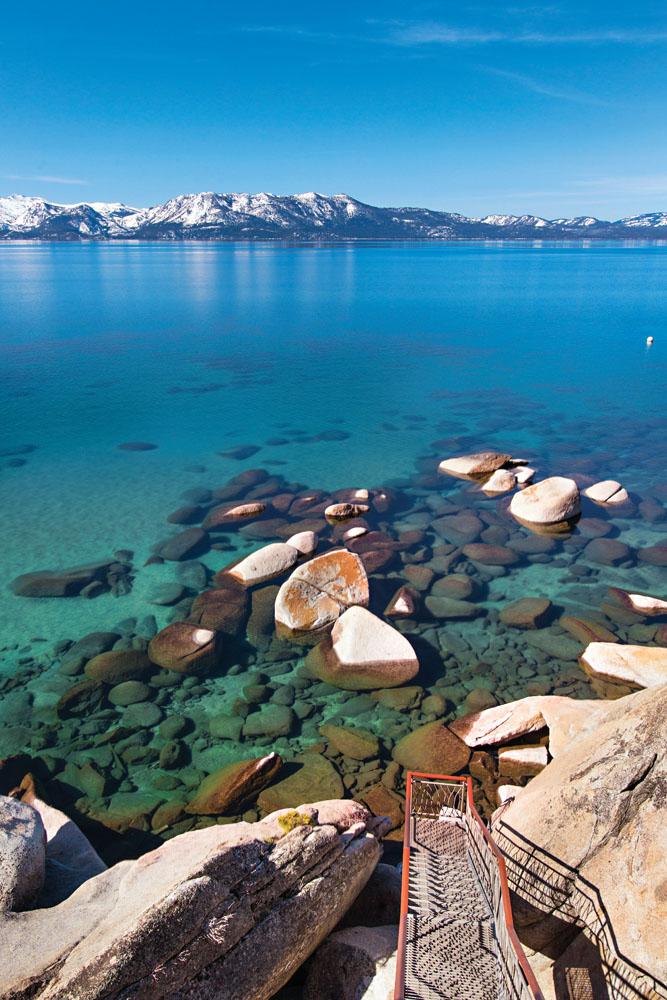 Rock Point Estate, Zephyr Cove, Lake Tahoe, Nevada ...