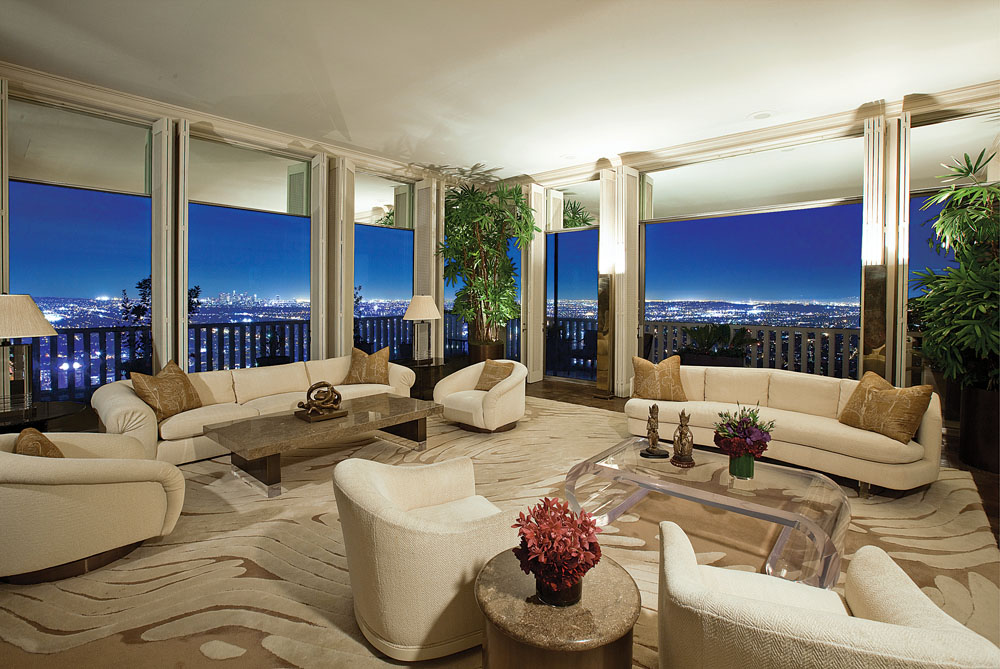 Sierra Towers Aerie Beverly Hills California Leading Estates Of The World