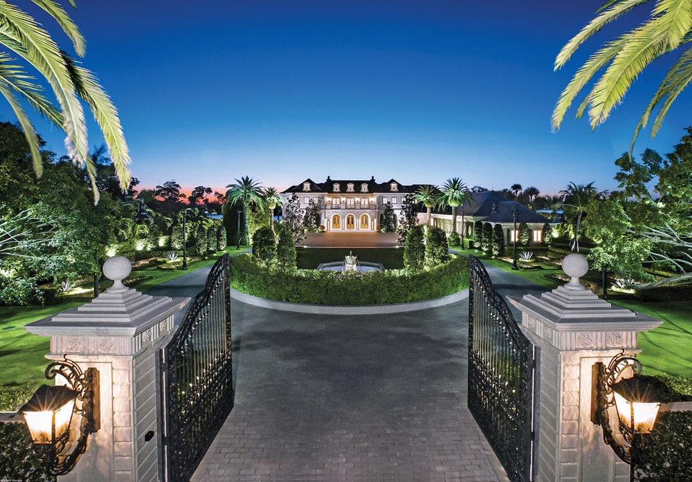 Billionaire S Row Estate Palm Beach Florida Prior Offering 74 000