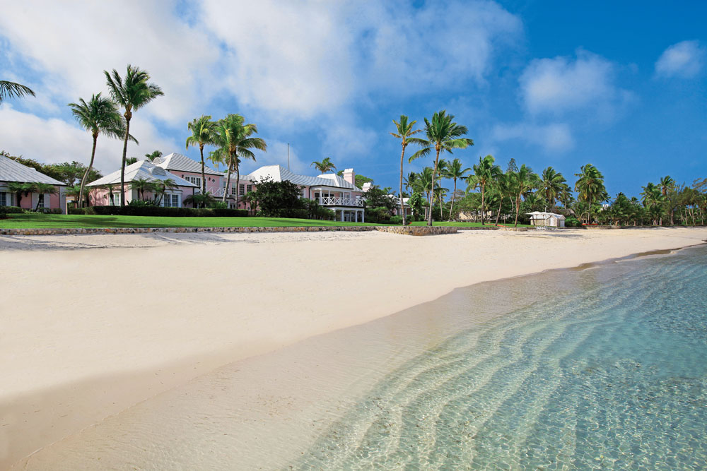 Winter Dream Lyford Cay Bahamas Leading Estates Of The