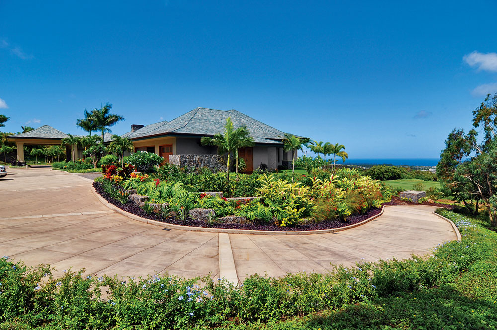 Fairway Hideaway Kapalua Maui Hawaii Leading Estates