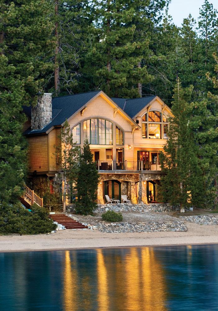 Marla Bay Showpiece, Lake Tahoe, Nevada | Leading Estates ...
