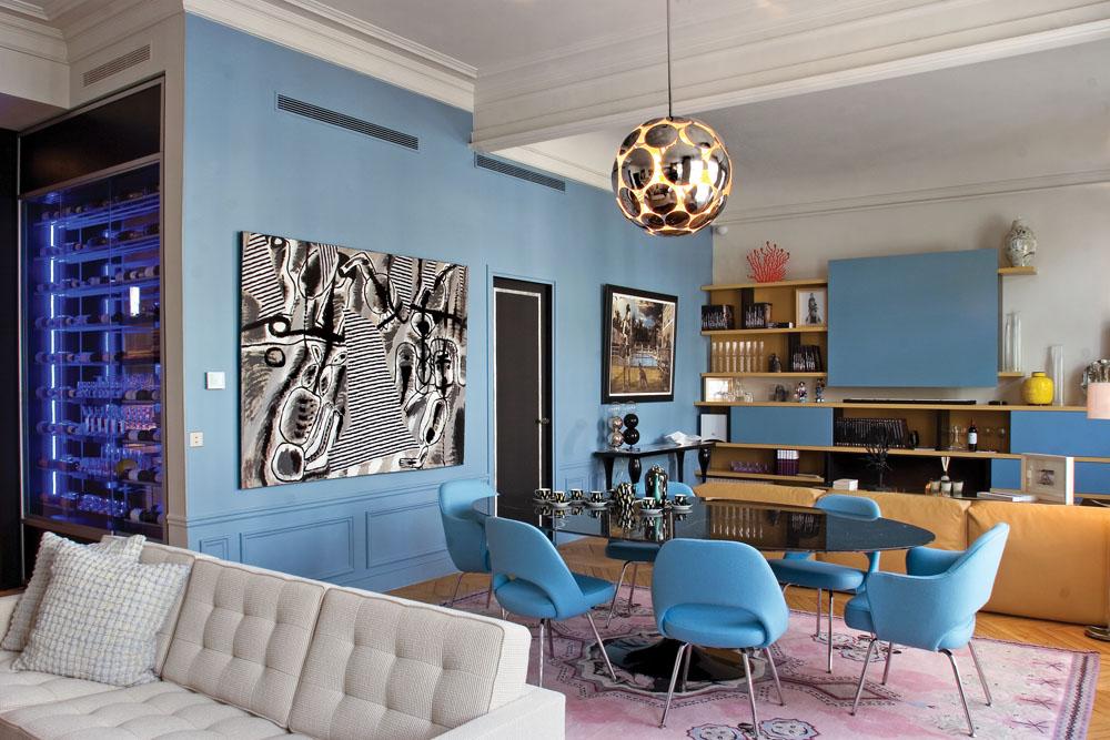 Avenue Montaigne Pied-à-Terre, Paris, France   Leading Estates of ...