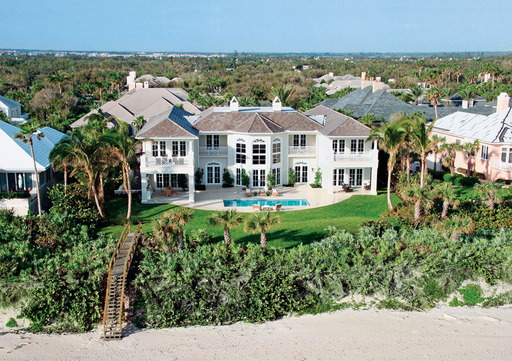 The Sweeping Sentinel In Vero Beach Complements John S Island Three Miles Of Atlantic Oceanfront Championship Golf And Tennis Posh Health