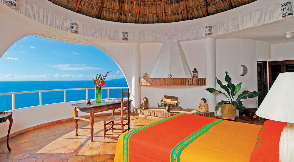 Exceptionnel Noted California Architect Ed Giddings Built Several Homes In Puerto  Vallarta Over Two Decades. Of The Handful That Remain, Villa Azul Is The  Glowing Jewel, ...