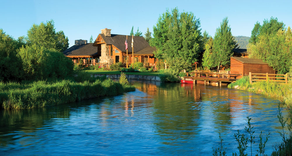 Rock'n S Ranch, Jackson Hole, Wyoming | Leading Estates of