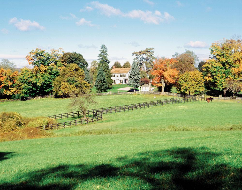 Dapplemere Farm Pawling New York Leading Estates Of