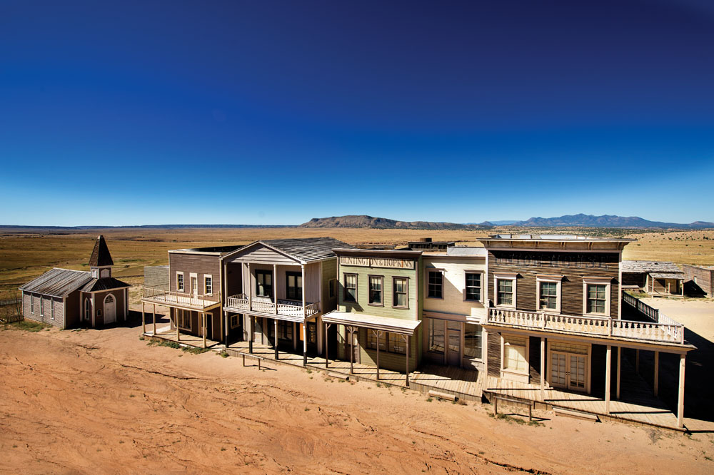 Cerro Pelon Ranch Galisteo Basin New Mexico Leading