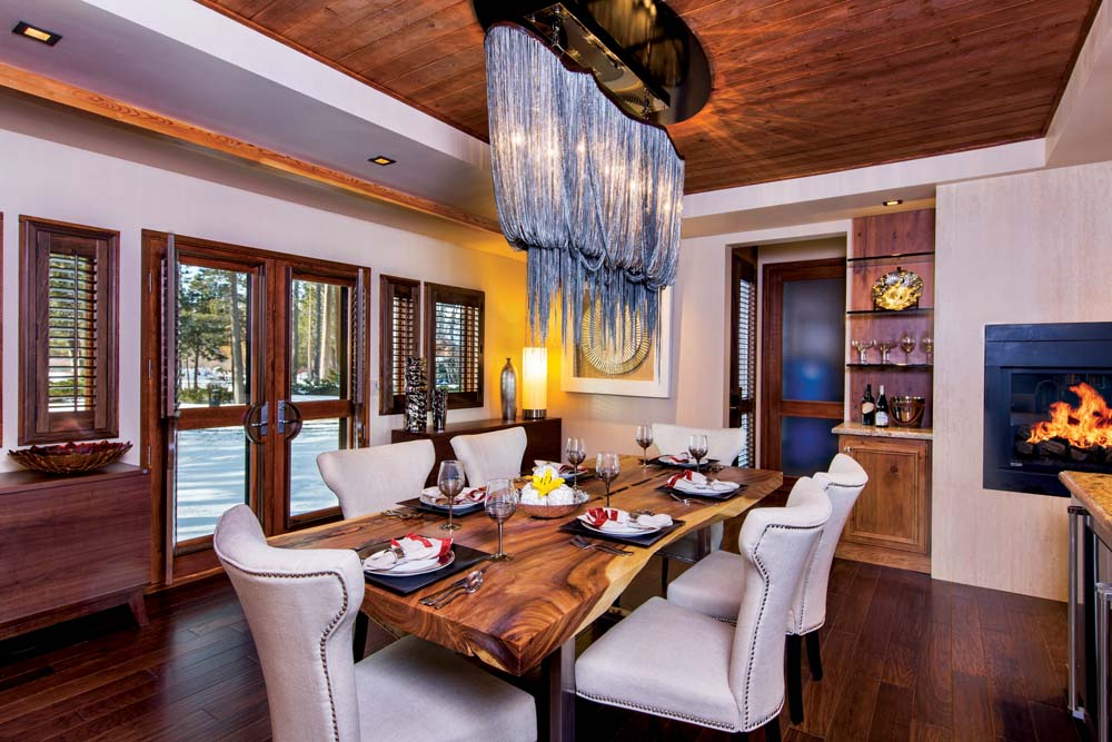 Commanding 125 Feet Of Lake Tahoe Shoreline, This California Estate Located  At The End Of A Private Gated Road Begins With A 4,796 Square Foot Main ...