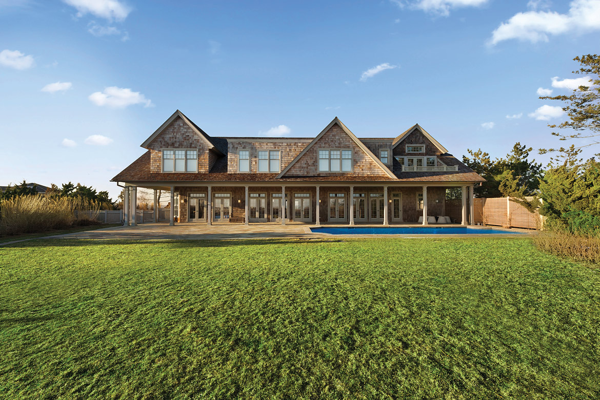 Francis fleetwood meadow lane beach house southampton for Meadow house