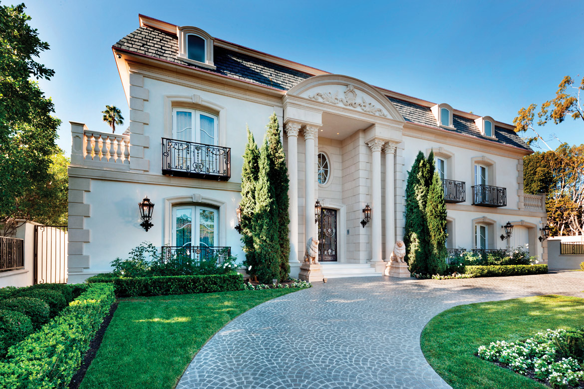 Maison 613 Beverly Hills California Leading Estates Of