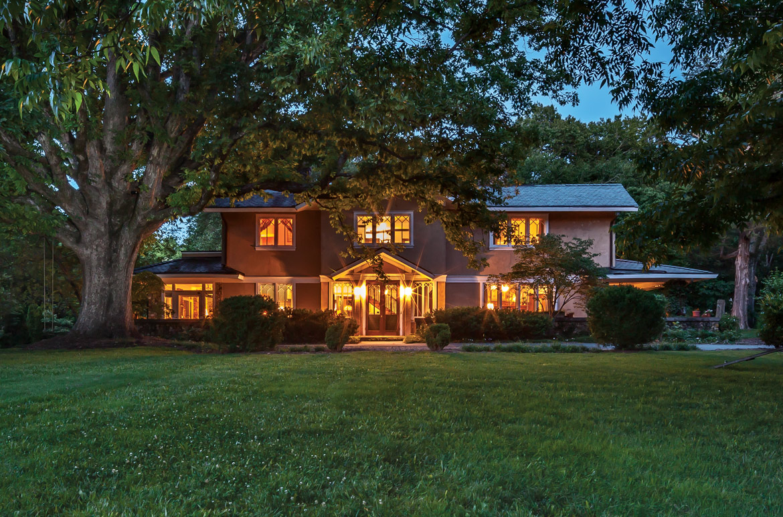 The William C Coker House Chapel Hill North Carolina Leading Estates Of The World